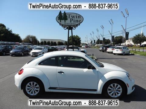 2016 Volkswagen Beetle for sale in Ephrata, PA