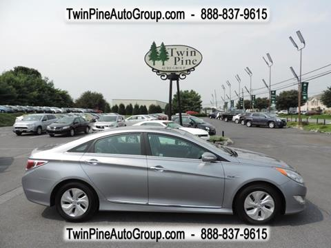 2015 Hyundai Sonata Hybrid for sale in Ephrata, PA