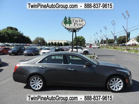 2015 Cadillac CTS for sale in Ephrata, PA