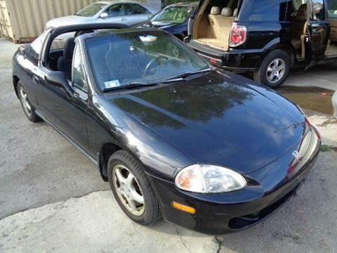1996 Honda Civic del Sol for sale in Chicago, IL