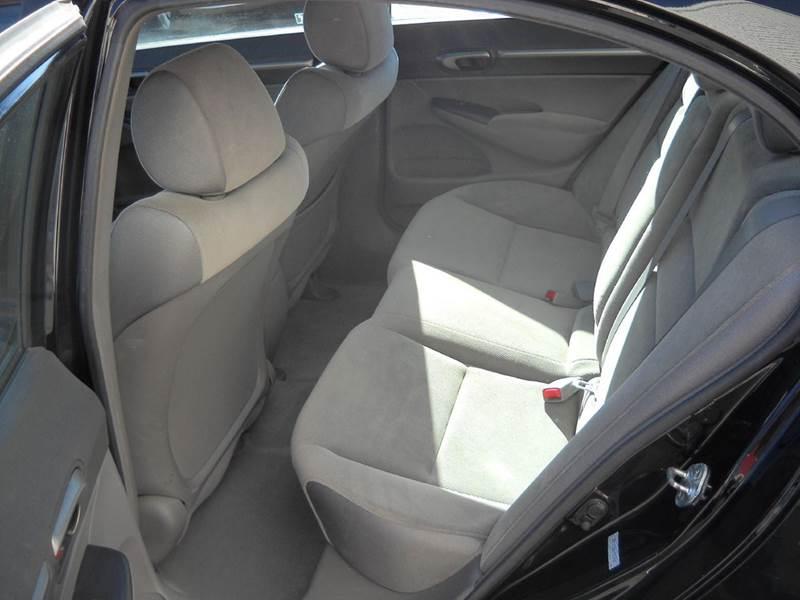 2008 Honda Civic EX w/Navi 4dr Sedan 5A w/Navi - Coventry CT