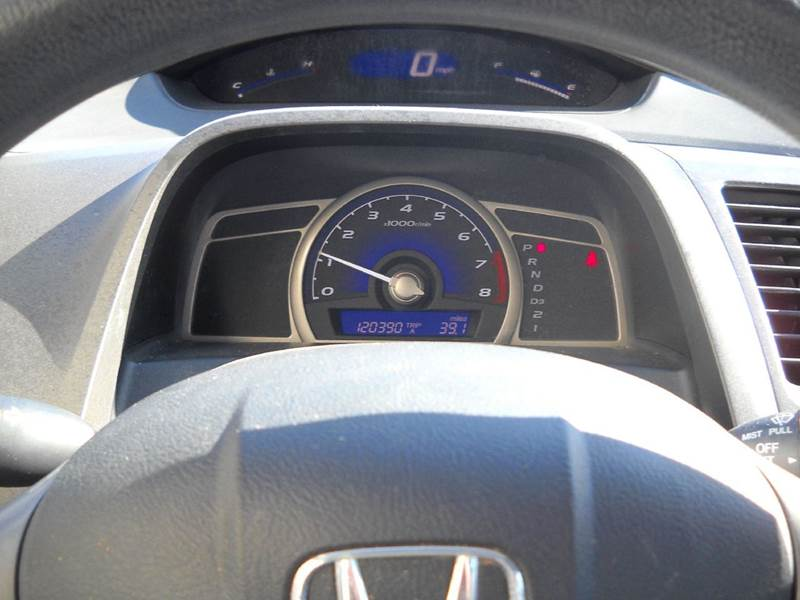 2008 Honda Civic EX 4dr Sedan 5A w/Navi - Coventry CT