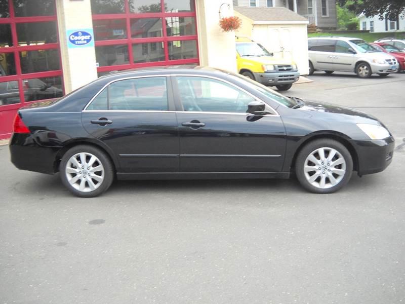 2007 Honda Accord EX-L V-6 4dr Sedan (3L V6 5A) - Coventry CT