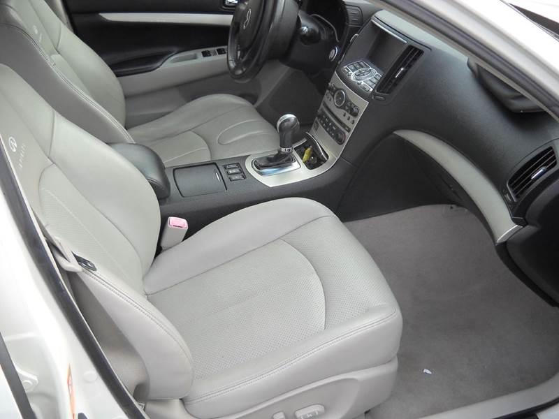 2007 Infiniti G35 AWD x 4dr Sedan - Coventry CT