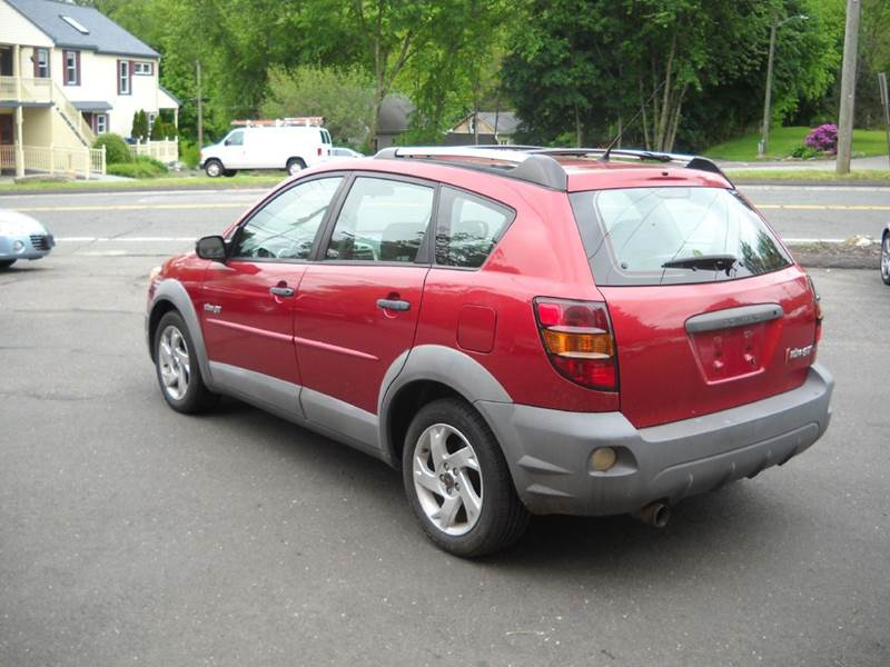 2003 Pontiac Vibe GT 4dr Wagon - Coventry CT