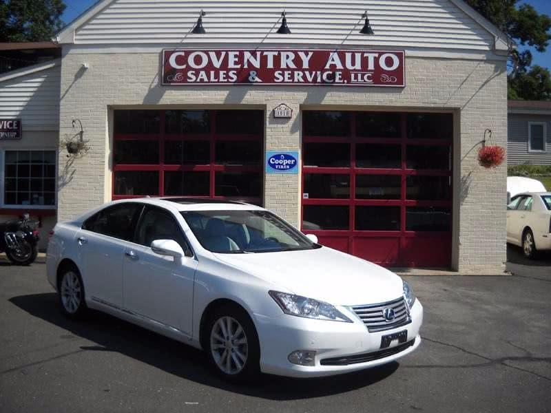 2011 Lexus ES 350 4dr Sedan - Coventry CT
