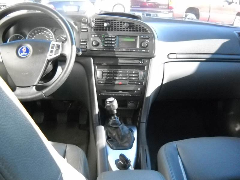 2005 Saab 9-3 4dr Aero Turbo Sedan - Coventry CT