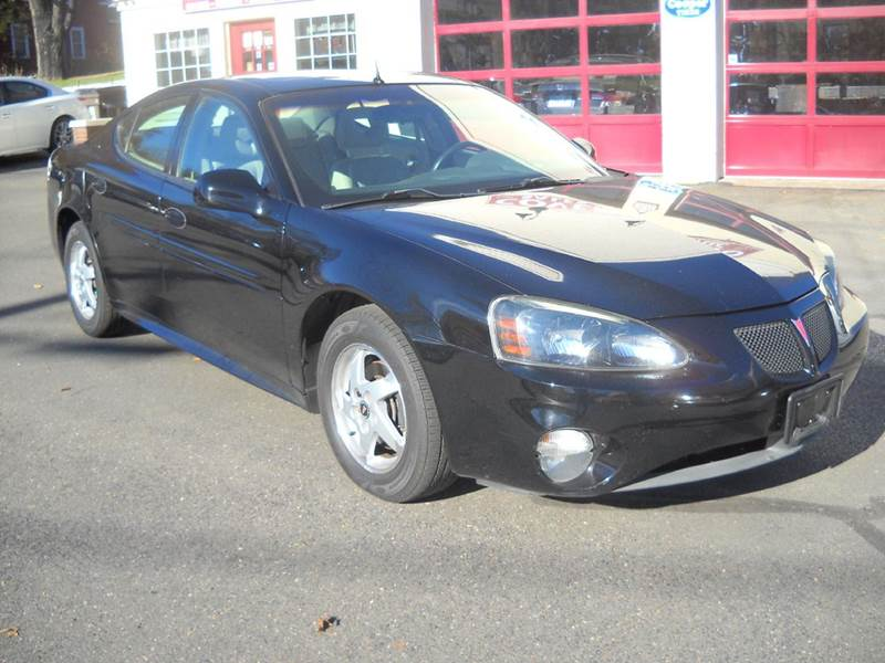 2004 Pontiac Grand Prix GT2 4dr Sedan - Coventry CT