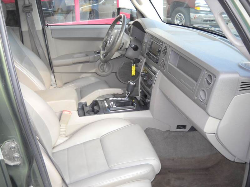 2006 Jeep Commander 4dr SUV 4WD - Coventry CT