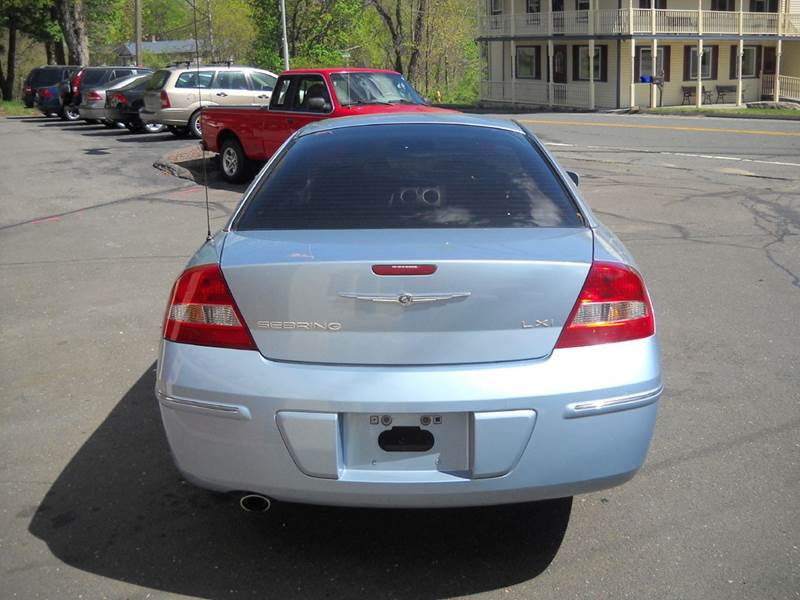 2003 Chrysler Sebring LXi 2dr Coupe - Coventry CT