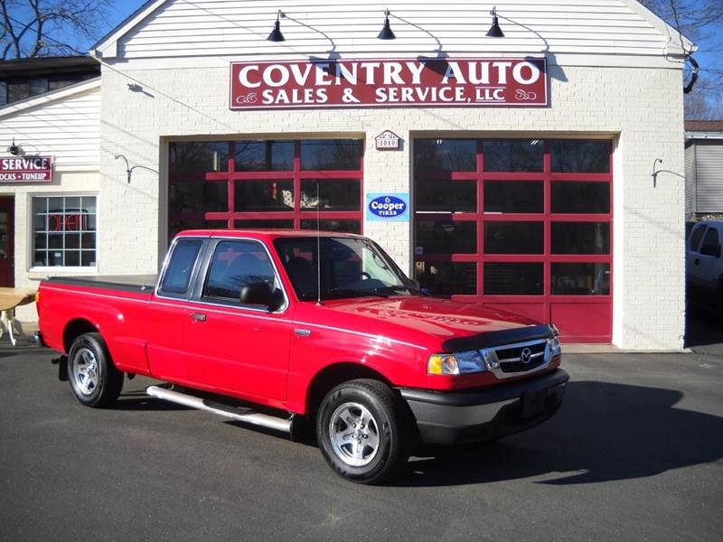 2003 Mazda Truck 2dr Cab Plus B2300 SE Rwd SB - Coventry CT