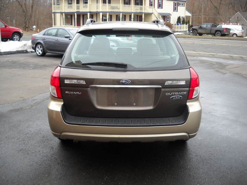 2008 Subaru Outback AWD 3.0 R L.L. Bean Edition 4dr Wagon 5A w/VDC - Coventry CT