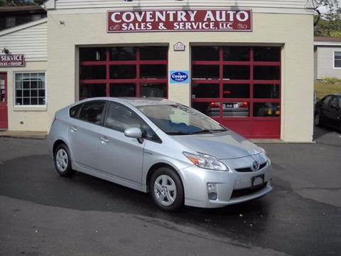 2010 Toyota Prius for sale in Coventry, CT