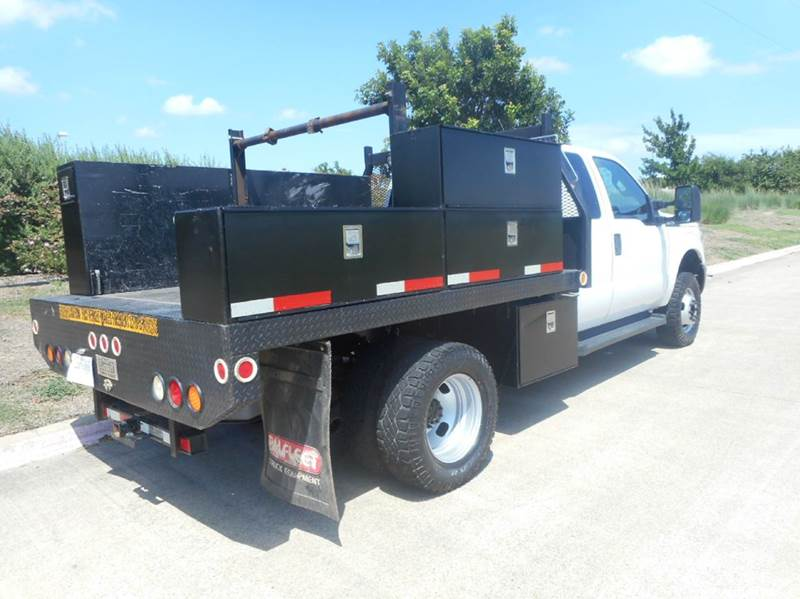 2011 Ford F-350 Super Duty 4x4 XL 4dr SuperCab 162 in. WB DRW Chassis - Plano TX