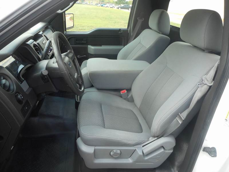 2012 Ford F-150 4x2 XL 2dr Regular Cab Styleside 8 ft. LB - Plano TX