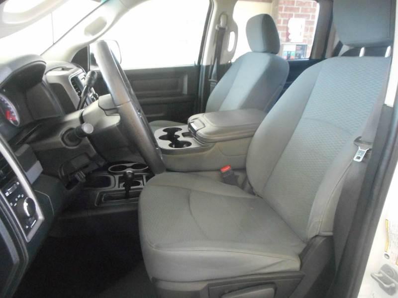 2014 RAM Ram Pickup 2500 4x4 Tradesman 4dr Crew Cab 6.3 ft. SB Pickup - Plano TX