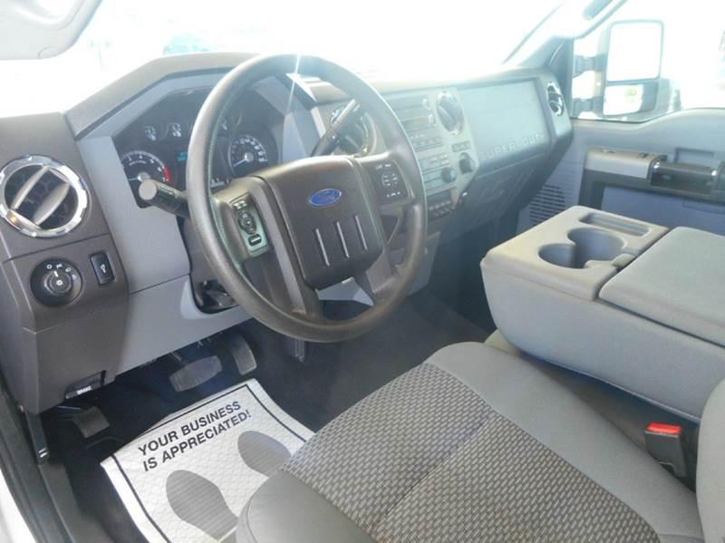 2015 Ford F-350 Super Duty 4x4 XLT 4dr Crew Cab 8 ft. LB SRW Pickup - Plano TX