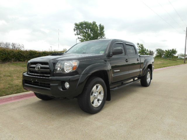 2009 toyota tacoma prerunner v6 4x2 pickup double cab long bed 4dr in plano southlake dallas. Black Bedroom Furniture Sets. Home Design Ideas