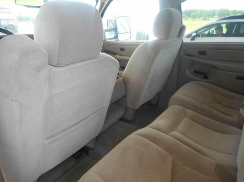2005 Chevrolet Silverado 2500HD 4dr Crew Cab LS Rwd LB - Plano TX