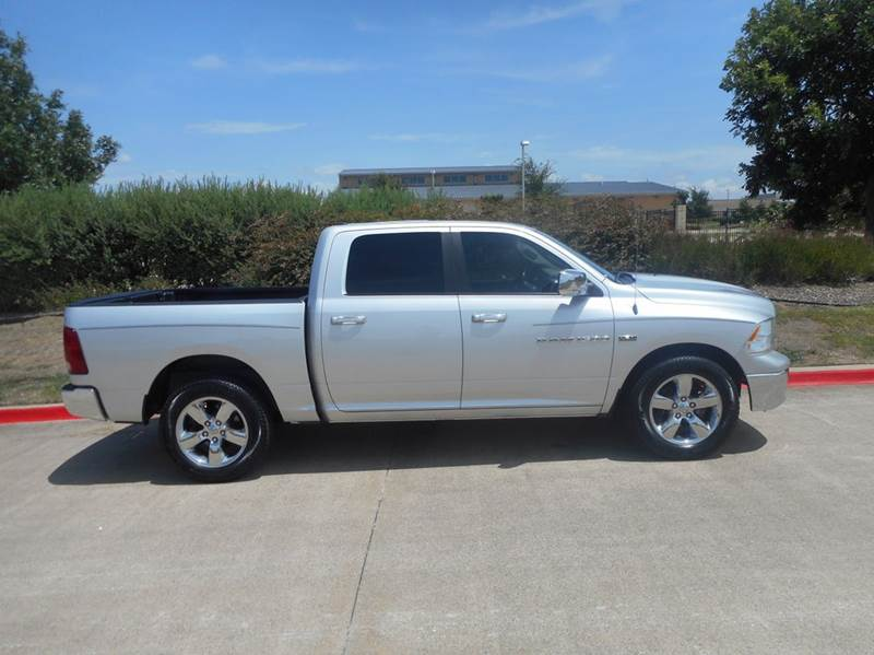 2011 RAM Ram Pickup 1500 4x2 Outdoorsman 4dr Crew Cab 5.5 ft. SB Pickup - Plano TX