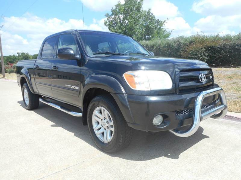 2006 Toyota Tundra Limited 4dr Double Cab SB - Plano TX