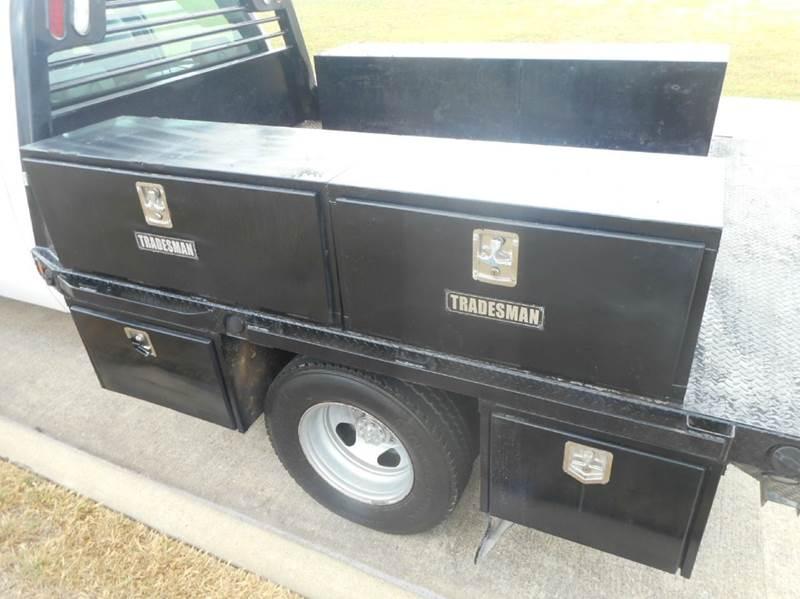 2013 Chevrolet Silverado 3500HD CC 4x4 Work Truck 4dr Crew Cab SWB Chassis - Plano TX