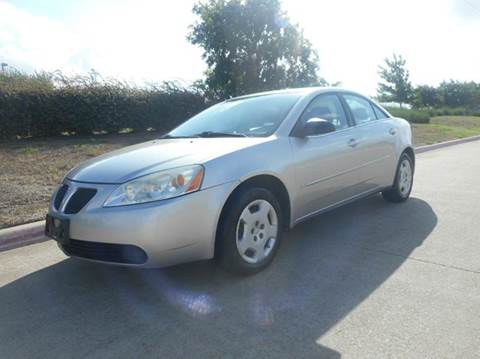 2006 Pontiac G6 for sale in Plano, TX