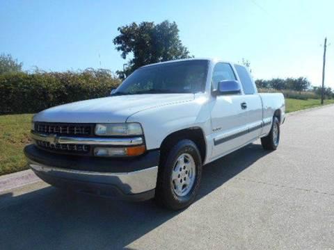 2002 Chevrolet Silverado 1500 for sale in Plano, TX