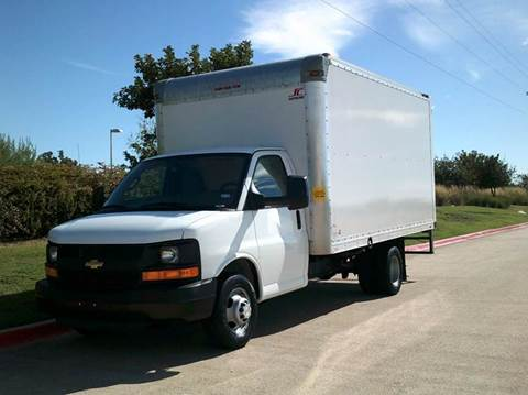 2016 Chevrolet Express Cutaway for sale in Plano, TX