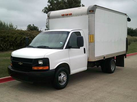 2012 Chevrolet Express Cutaway for sale in Plano, TX