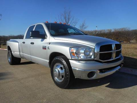2007 Dodge Ram Pickup 3500 for sale in Plano, TX