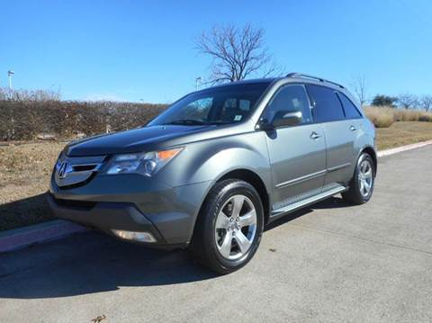 2007 Acura MDX for sale in Plano, TX