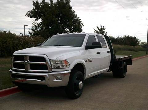 2015 RAM Ram Chassis 3500 for sale in Plano, TX