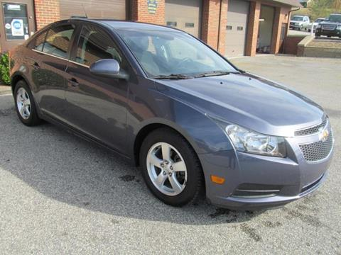 2013 Chevrolet Cruze for sale in Indiana, PA