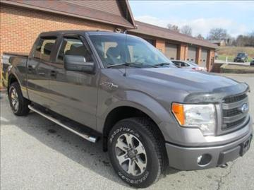 2014 Ford F-150 for sale in Indiana, PA