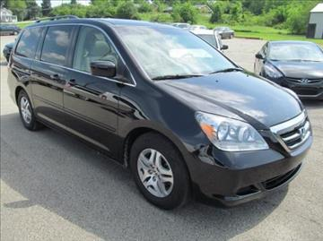 2005 Honda Odyssey for sale in Indiana, PA