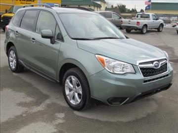 2014 Subaru Forester for sale in Indiana, PA
