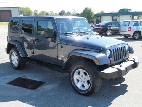 2007 Jeep Wrangler Unlimited for sale in Indiana, PA