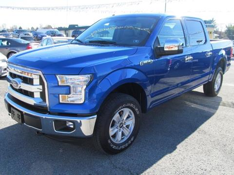 2015 Ford F-150 for sale in Indiana, PA