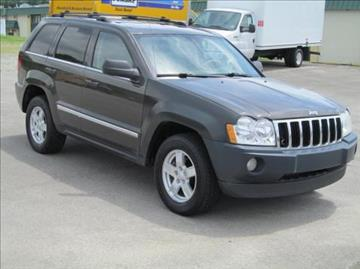 2005 Jeep Grand Cherokee for sale in Indiana, PA