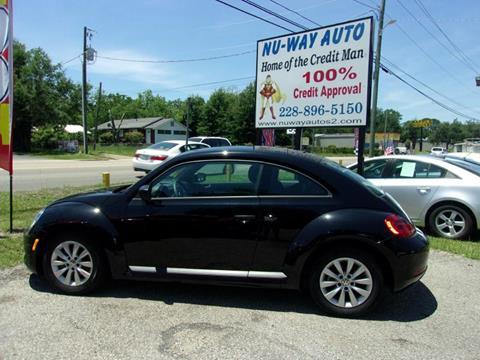 2015 Volkswagen Beetle for sale in Gulfport, MS