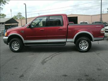 2002 Ford F-150 for sale in Gulfport, MS