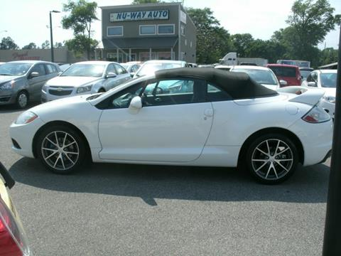 2011 mitsubishi eclipse spyder for sale in gulfport ms