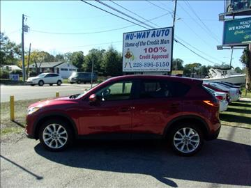 2013 Mazda CX-5 for sale in Gulfport, MS