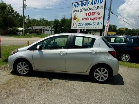 2016 Toyota Yaris for sale in Gulfport, MS