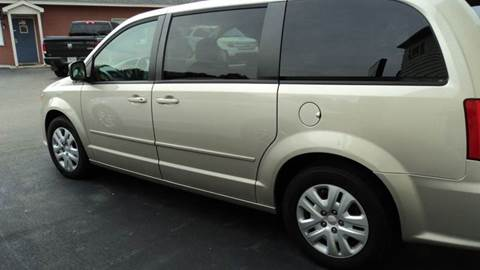 2014 Dodge Grand Caravan for sale in Corry, PA