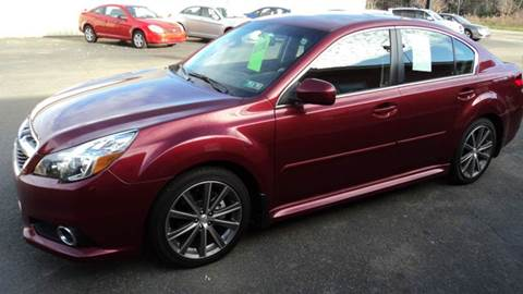 2013 Subaru Legacy for sale in Corry, PA