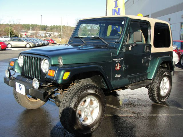 2000 Jeep Wrangler for sale in Chantilly  VA