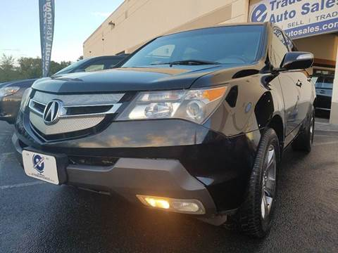 2007 Acura MDX for sale in Chantilly, VA