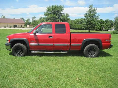 2002 Chevrolet Silverado 1500 for sale in Kahoka, MO